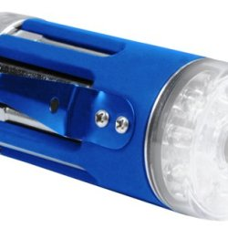 9-In-1 Multitool With Led Flashlight Blue By Totes