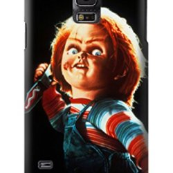 S2052 Chucky With Knife Case Cover For Samsung Galaxy S5