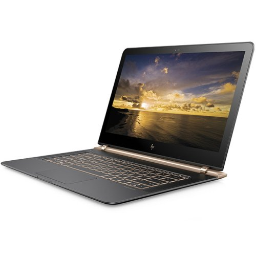 HP Spectre 13-v007TU Windows10 64bit Corei7-6500U 8GB SSD512GB 高速無線LAN IEEE802.11ac/a/b/g/n Bluetooth webカメラ Bang&Oifsenデュアルスピーカー 13.3型フルHD液晶搭載ノートパソコン カーボン/アルミニウムボディ重さ約1.11kg バッテリー駆動時間最大約9時間