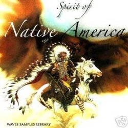 Spirit Of Native America - Great Collection Of Original Samples On Cd