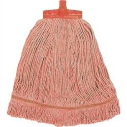 Syntex Kentucky Mop Head Red Coloured Yarn.