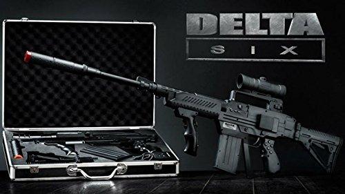Delta Six FPSコントローラー  フルセット 日本語説明書付き