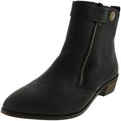 Kelsi Dagger Women'S Valentina Boot,Black,7.5 M Us
