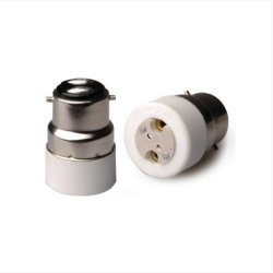 B22 To Mr16 Light Lamp Bulbs Adapter Converter