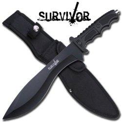 Survivor Hunting / Combat Knife Hk717 - Tactical / Survival Knives