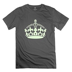 Crown Brand New Men T-Shirt Size Xs Color Deepheather
