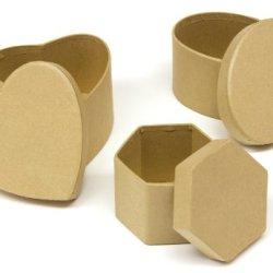 Papier Mache Boxes Classpack