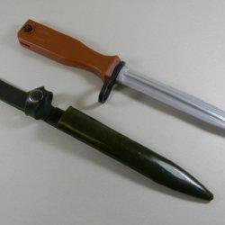 Rare ! Chinese Army Rubber Training Knife. Northridge International Inc.