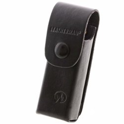 Leatherman Rebar Sheath - Black Leather