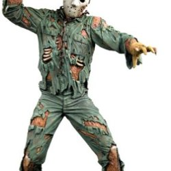 Neca Friday The 13Th 18 Inch Deluxe Motion Activated With Sound Action Figure Jason Voorhees