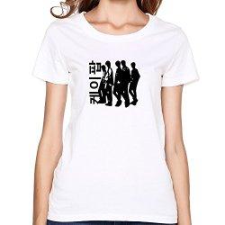 Funny Kpop Korean Womenst Shirts