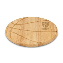 Nba Brooklyn Nets Free Throw 12 1/2-Inch Cutting Board