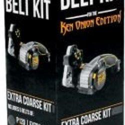 Work Sharp Wssako81117 Extra Coarse Grit Belt Kit