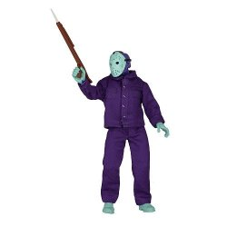 Friday The 13Th Clothed 8 Inch Figure Jason Classic Video Game Appearance