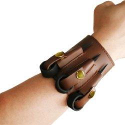 Bladesusa Mc-117 Spike Bracelet, 4.5-Inch