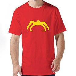 Vintage Spider Men'S T-Shirt