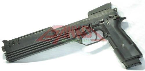 KSC ガスブローバック Beretta AUTO 9C ABS BK(ブラック) セミ・フル