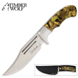 Timber Wolf Camo Master 20Th Anniversary Edition Bowie