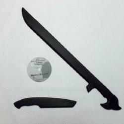 Destreza Polymer Espada Y Daga Sword Training Tanto Knife Dagger & Instruction Dvd *Not For Contact Training*
