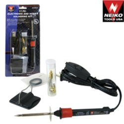 Professional Electronic Hobby Pinball Soldering Iron Solder Pencil Pen Tool Kit