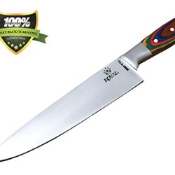 Royal Chef'S Knife 13 Inch - Full Tang Blade - Professional Kitchen Knife - Japanese Stainless Steel
