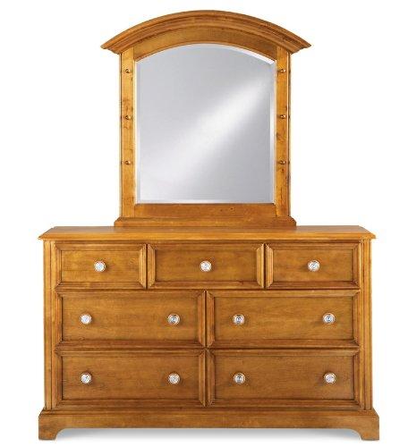 Image of Pulaski Build-A-Bear Bearrific Kids Double Dresser in Cocoa (B001I6QEN2)