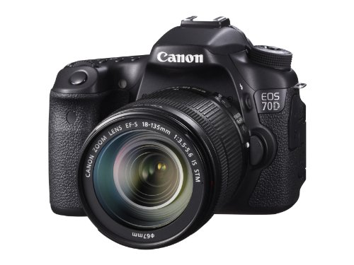 61 used & new from $660.00 Canon EOS 70D Digital SLR Camera with 18-