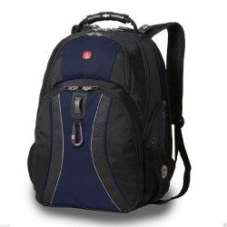 Swissgear ® Scansmart Laptop Backpack, Multiple Colors (Blue)