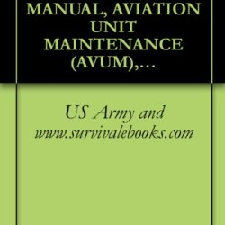 Us Army Technical Manual, Technical Manual, Aviation Unit Maintenance (Avum), And Aviation Intermediate, Maintenance (Avim) Manual For, General Aircraft ... Volume 1, Tm 1-1500-204-23-1, 1992