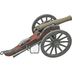 Szco Supplies Confederate Army Replica Cannon