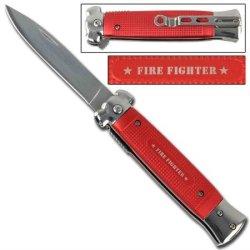 Striker Spring Assisted Knife - Firefighter