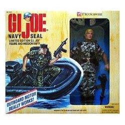 """G.I. Joe """"Navy Seal"""""""