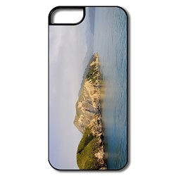 Luxury Battery Rocky Views Iphone 5S Cover