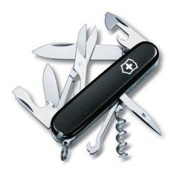 Swiss Army Climber Knife Black