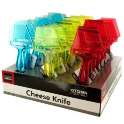 Handy Helpers Bulk Buys Counter Top Display Cheese Knife