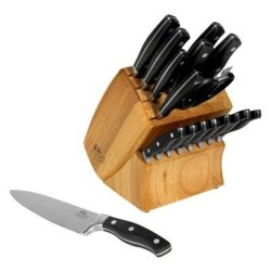Chicago Cutlery Insignia2 18-Pc Block Set