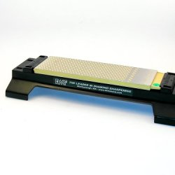Dmt Wm8Fc-Wb 8-Inch Duosharp Plus Bench Stone - Fine/Coarse With Base