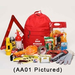 Urban Road Warrior Emergency Kit (22-Piece Kit)