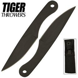 Pa0196-S2-Bk Two Rlfca7Py27 6 Inch Tiger Kgqw35Bo Throwing Knives Folding Knife Edge Sharp Steel Ytkbio Tikos567 Bgf Get Your Hands On These Ymgjyjqa Exclusive Awesome Tiger Knives Made By Tiger Usa. Our Thick Cut, Super Sharp Knives Are Back And Better T
