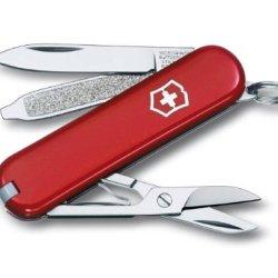 Victorinox Classic Sd-Red