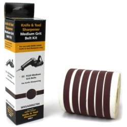 Work Sharp P220 Ceramic Oxide Abrasive Belt 09Dx012