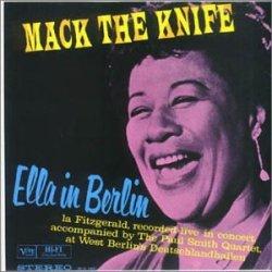 Mack The Knife: Ella In Berlin (Limited