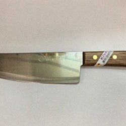 High Quality Chef Knife With Wood Handle (Set 1).