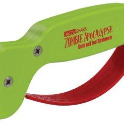 Accusharp 018C Knife And Tool Sharpener, Zombie Apocalypse