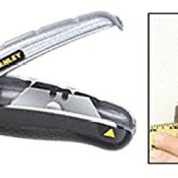 Crl Stanley Fatmax Swivel-Lock Fixed Blade Utility Knife By Cr Laurence
