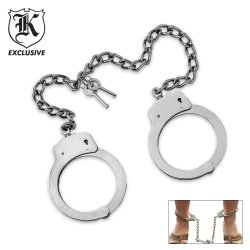 Double Lock Leg Cuffs
