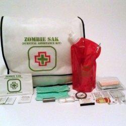 Zombie Survival Kit - Emergency Kit For The Zombie Apocalypse