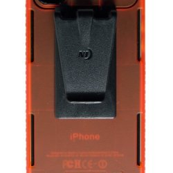 Nite Ize Cnt-Ip4-19Tc Connect Case For Iphone 4/4S - 1 Pack - Retail Packaging - Orange Translucent
