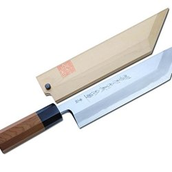 "Yoshihiro Aonamiuchi Edosaki Yew Japanese Eel Fillet Chef Knife 8.25"" (210Mm)"