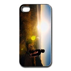 Nice Full Protection Long Boarder Iphone 4 Case